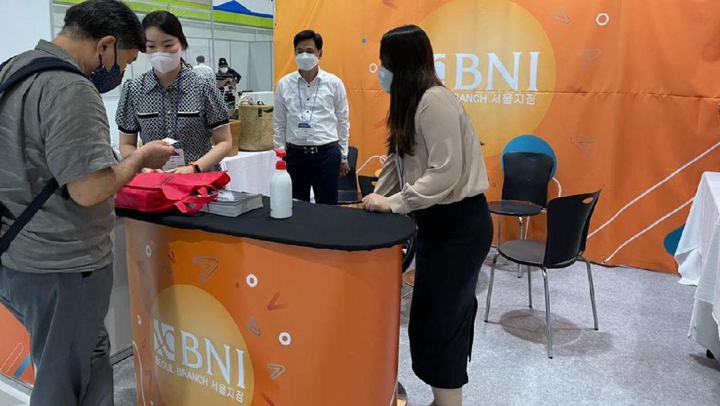 BNI Seoul Pertemukan Eksportir Indonesia dengan Buyer Korea Selatan