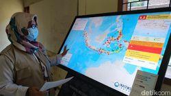 Pacitan Masuk Zona Merah Gempa dan Tsunami, Ini Langkah BPBD