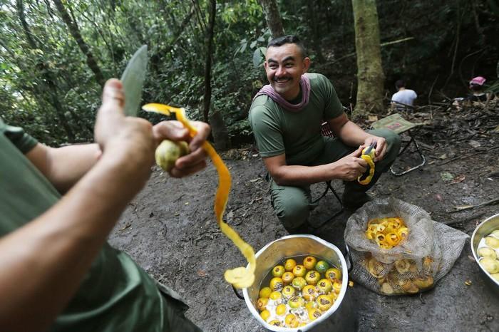 Dapur Umum Berumur 50 Tahun Ini, Sehari Sajikan 10 Ribu Makanan Untuk Pemberontak