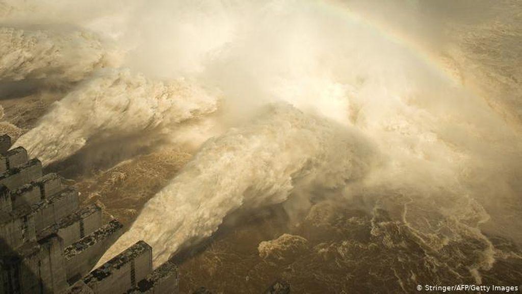 Sistem Sudah Canggih, Mengapa China Masih Kebanjiran Parah?
