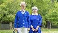 Pakaian Selalu Sama, Pasangan Lansia Asal Jepang Jadi Viral