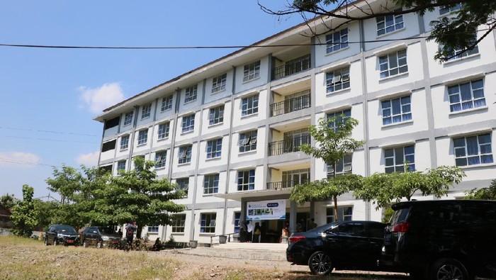 Gedung Asrama Mahasiswa UNS