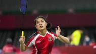 Piala Sudirman 2021: Gregoria Mariska Menang, Indonesia 2-0 Rusia