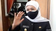 Dikabarkan Menipis, Gubernur Khofifah Pastikan Stok Vaksin di Jatim Aman