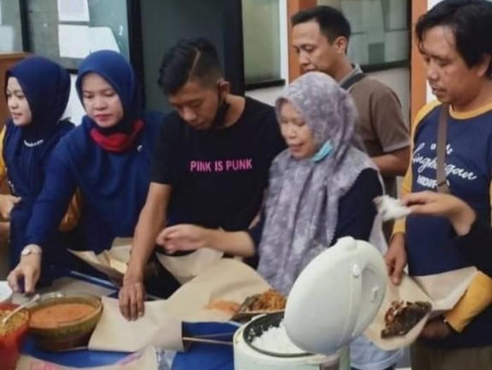 Heboh pejabat dinas di Pandeglang babacakan abai prokes