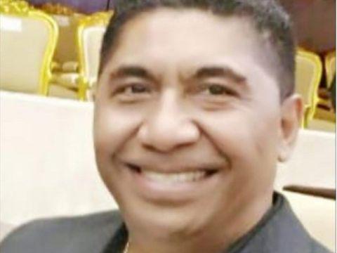 Humas Ilham Habibie, putra sulung BJ Habibie, Justino Djogo (Dok. Pribadi)