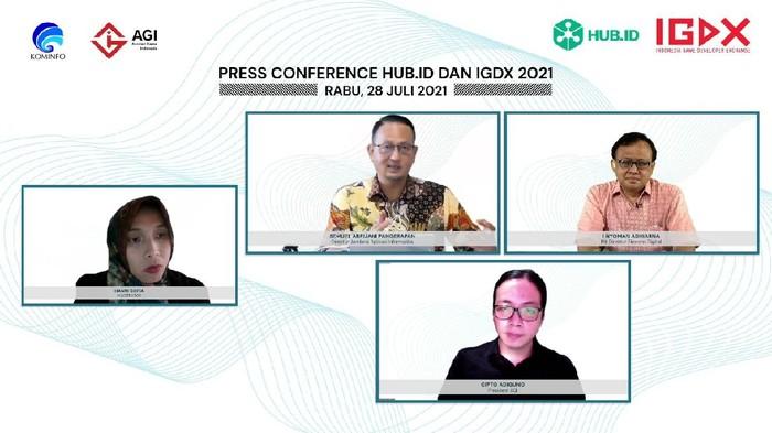Indonesia Game Developer eXchange Dukung Pengembang RI Go Internasional
