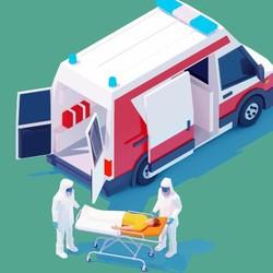 Catat! Ini Tanda Pasien Isoman Harus Segera ke Rumah Sakit