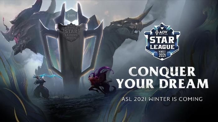 Jadi Perwakilan RI di Kualifikasi Arena of Valor Star League 2021 Winter