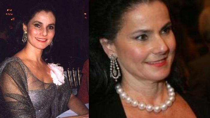 Vicky Safra tercatat sebagai salah satu janda terkaya di dunia. Suaminya, Joseph Safra adalah bankir kaya raya yang meninggal pada Desember tahun lalu. Berikut potret Vicky.