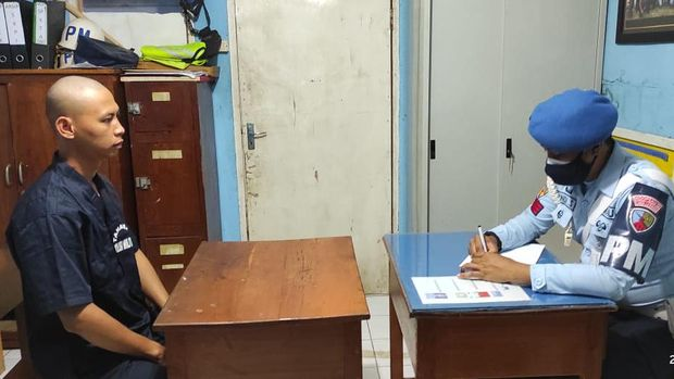 Kasus warga di Merauke, Papua, diinjak kepalanya oleh oknum anggota TNI AU naik ke tingkat penyidikan. Dua oknum anggota TNI AU ditetapkan sebagai tersangka (dok Istimewa)