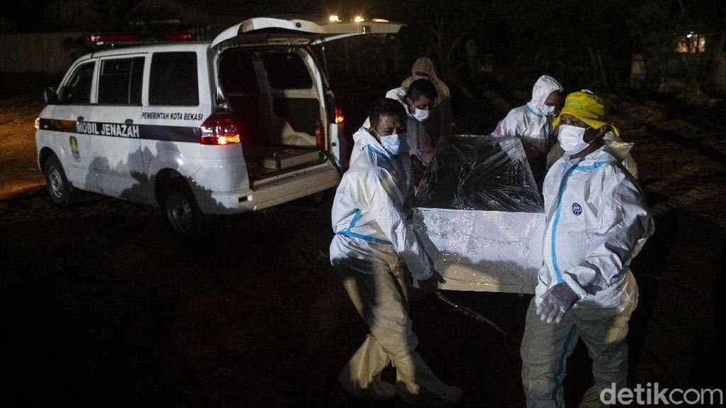 Update Lengkap Corona di RI 1 Agustus: Jateng-Jatim Masih Tertinggi