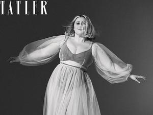 Jarang Terlihat, Ini Foto Putri Boris Johnson Pemotretan untuk Majalah Tatler