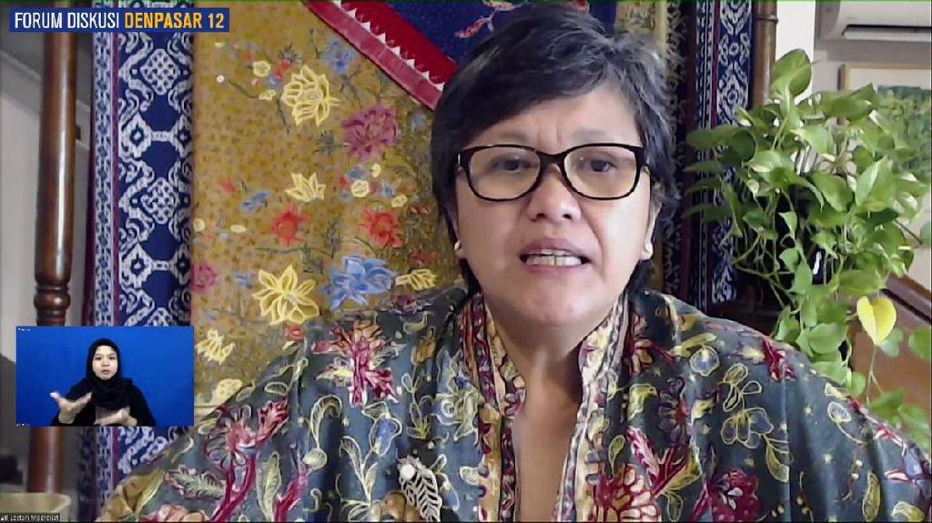 Waket MPR: Perempuan Harus Punya Visi Bersama di Bidang Politik