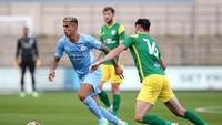 Man City Kalahkan Preston North End 2-0 di Laga Pramusim