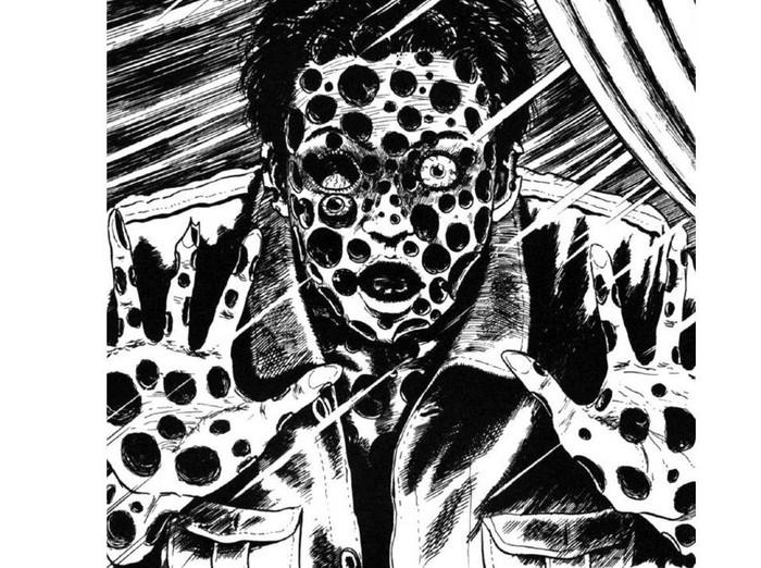 Mangaka Horor Junji Ito