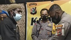Beredar Video Polisi Pukul Warga di Nabire Saat PSU, Kapolres Minta Maaf