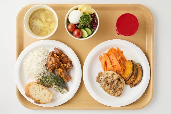 Olimpiade 2020 Tokyo Tiap Hari Sajikan 700 Menu dan 48 Ribu Porsi Makanan