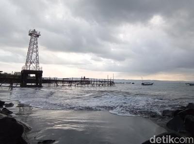 Pantai Pangandaran Lengang, Rindu Wisatawan