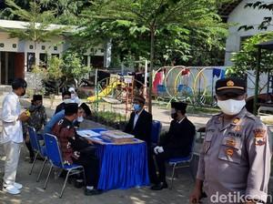 Kisah Pengantin di Klaten Terinfeksi Corona Terpaksa Nikah di Tempat Isolasi