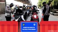 PPKM Level 4 Diperpanjang, Polda Metro Masih Terapkan Penyekatan di DKI