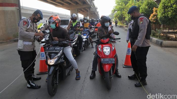 Penyekatan PPKM Jakarta: Kondisi Terkini-Pantauan Lapangan