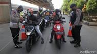 Penyekatan PPKM Jakarta: Kondisi Hari Ini-Pantauan Lapangan