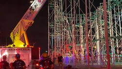 Niat Hati Seru-seruan, Eh Malah Terjebak 2 Jam di Roller Coaster