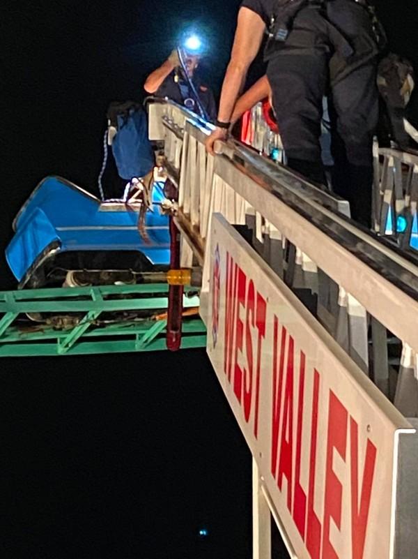 Peristiwa ini terjadi di Western Playland Amusement Park pada Sabtu malam lalu.