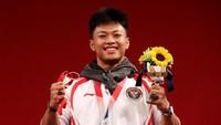 Cedera Tak Halangi Rahmat Erwin Raih Medali di Olimpiade