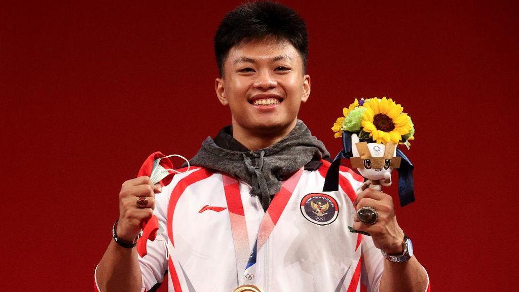 Klasemen Medali Olimpiade Tokyo 2020: Jepang Teratas, Indonesia ke-38