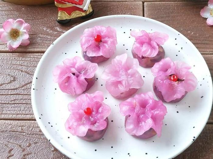 Resep Dimsum Bunga