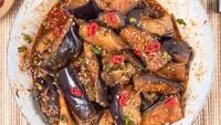 Resep Terong Kukus ala Korea yang Pedas Sedap untuk Lauk Nasi Putih