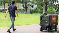 Di Indonesia Masih Teriak Paket!, Kurir Antar Barang di Jepang Mulai Pakai Robot