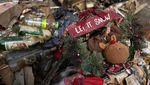 Sibuknya Warga Belgia Bersih-bersih Rumah Usai Banjir Besar