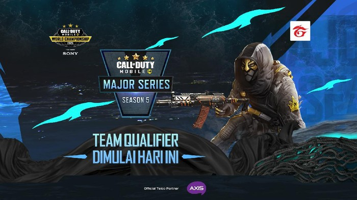 Team Qualifier Major Series Season 5 Call of Duty: Mobile Sudah Dimulai