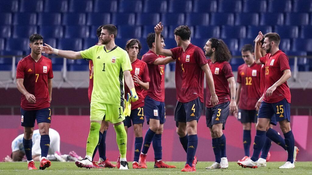 Drawing Perempatfinal Sepakbola Olimpiade 2020: Pantai Gading Vs Spanyol