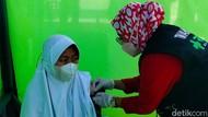 Komentar Anak Majalengka Disuntik Vaksin: Kayak Digigit Semut!