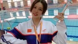 Kecantikan Atlet Olimpiade China Ini Dicurigai Netizen