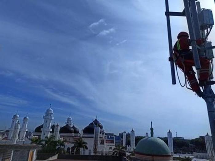 XL Axiata kembali memperluas jangkauan jaringannya. Terbaru, operator seluler ini telah menyelimuti 5.102 desa di Provinsi Aceh.