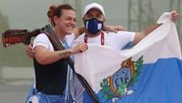 Negara Kecil Ini Raih Medali Olimpiade Pertamanya dalam Sejarah