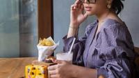 Amindana Chinika, Penyanyi Muda yang Doyan Makanan Sehat