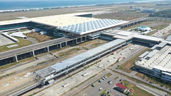 KA Bandara YIA akan menghubungkan YIA di Kulon Progo dengan Stasiun Tugu Yogyakarta ditargetkan dapat beroperasi pada 17 Agustus 2021.