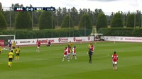Video: Cuplikan Laga Pramusim Arsenal Vs Watford, Skornya 4-1