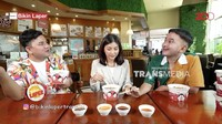 Bikin Laper! Rice Bowl Daging Teriyaki dan Lidah Sapi Pedas ala The Onsu