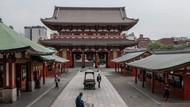 Objek Wisata  Jepang Mati Suri Imbas Corona
