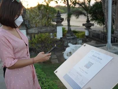 Digital Tracing, Aplikasi PeduliLindungi Sudah Ada di The Nusa Dua Bali