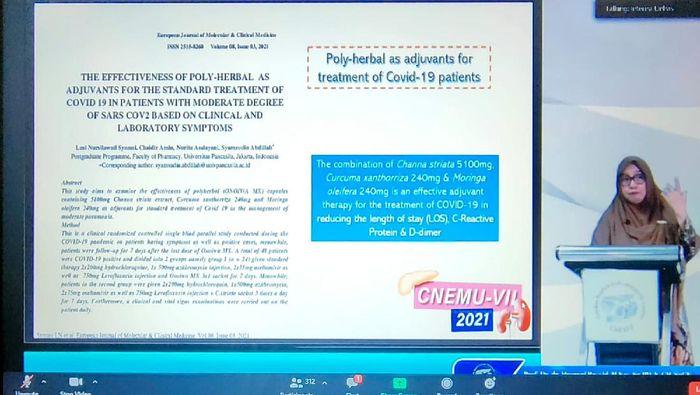 Seminar kesehatan soal optimasi manajemen kasus ginjal digelar RSUP Universitas Hasanuddin secara virtual.
