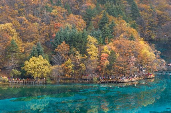 Danau ini memiliki luas 13,8 hektare dengan kedalaman 16,4 meter.
