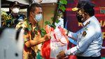 BPSDM Kumham Berbagi di Tengah Pandemi